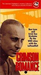 Crimson Romance - VHS cover (xs thumbnail)