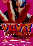Velvet Goldmine - French Movie Poster (xs thumbnail)