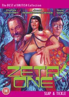Zeta One - British DVD cover (xs thumbnail)