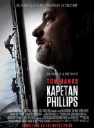Captain Phillips - Croatian Movie Poster (xs thumbnail)
