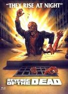Zeder - Austrian Blu-Ray movie cover (xs thumbnail)