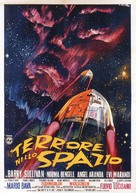 Terrore nello spazio - Italian Movie Poster (xs thumbnail)