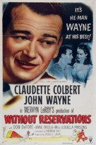 Without Reservations - Movie Poster (xs thumbnail)