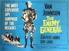 The Enemy General - British Movie Poster (xs thumbnail)