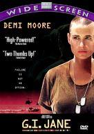 G.I. Jane - DVD movie cover (xs thumbnail)