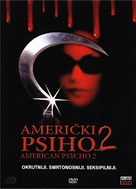 American Psycho II: All American Girl - Croatian Movie Cover (xs thumbnail)