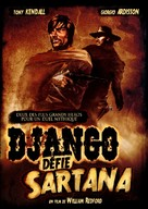 Django sfida Sartana - French Movie Poster (xs thumbnail)