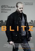 Blitz - Lithuanian Movie Poster (xs thumbnail)