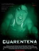 Quarantine - Mexican Movie Poster (xs thumbnail)