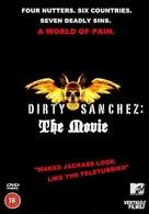 Dirty Sanchez: The Movie - British DVD cover (xs thumbnail)