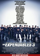 The Expendables 3 - German Movie Poster (xs thumbnail)