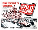 The Wild Racers - Theatrical movie poster (xs thumbnail)