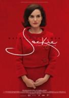 Jackie - Swiss Movie Poster (xs thumbnail)