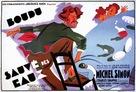 Boudu sauvé des eaux - French Movie Poster (xs thumbnail)