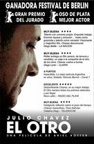 El otro - Argentinian Movie Poster (xs thumbnail)