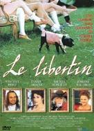Le libertin - Canadian Movie Cover (xs thumbnail)