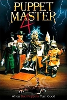 Puppet Master 4 - Movie Cover (xs thumbnail)