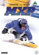MXP: Most Xtreme Primate - Danish DVD cover (xs thumbnail)