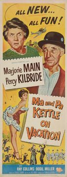 Ma and Pa Kettle on Vacation - Movie Poster (xs thumbnail)