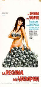 Vampire Circus - Italian Movie Poster (xs thumbnail)