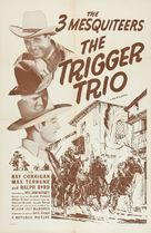 The Trigger Trio - Re-release poster (xs thumbnail)