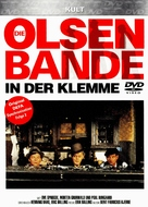 Olsen-banden på spanden - German DVD cover (xs thumbnail)