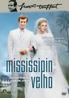 La sirène du Mississipi - Finnish DVD cover (xs thumbnail)