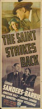 The Saint Strikes Back - Movie Poster (xs thumbnail)