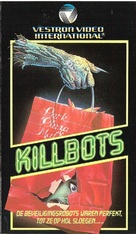 Chopping Mall - VHS movie cover (xs thumbnail)