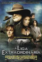 The League of Extraordinary Gentlemen - Brazilian Movie Poster (xs thumbnail)