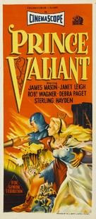 Prince Valiant - Australian Movie Poster (xs thumbnail)