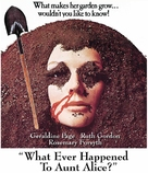 What Ever Happened to Aunt Alice? - Blu-Ray cover (xs thumbnail)