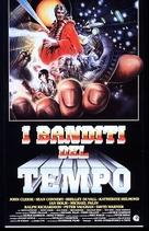 Time Bandits - Italian Theatrical movie poster (xs thumbnail)