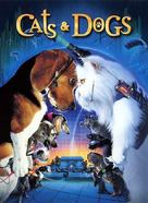 Cats & Dogs - DVD movie cover (xs thumbnail)