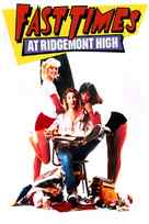Fast Times At Ridgemont High - Movie Cover (xs thumbnail)