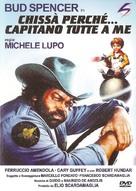 Chissà perché... capitano tutte a me - Italian DVD cover (xs thumbnail)