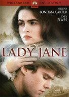 Lady Jane - DVD cover (xs thumbnail)