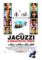 Hot Tub Time Machine - Portuguese Movie Poster (xs thumbnail)