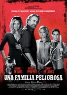 The Family - Colombian Movie Poster (xs thumbnail)
