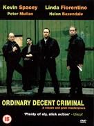 Ordinary Decent Criminal - British DVD cover (xs thumbnail)