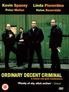 Ordinary Decent Criminal - British DVD movie cover (xs thumbnail)