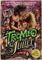 Tromeo and Juliet - German Blu-Ray cover (xs thumbnail)