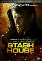 Stash House - Swedish DVD cover (xs thumbnail)