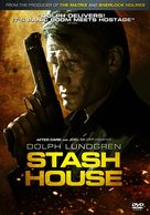 Stash House - Swedish DVD movie cover (xs thumbnail)