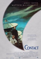 Contact - Spanish Movie Poster (xs thumbnail)