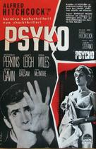 Psycho - Finnish Movie Poster (xs thumbnail)