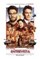 The Interview - Brazilian Movie Poster (xs thumbnail)