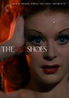 The Red Shoes - DVD movie cover (xs thumbnail)