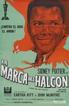 The Mark of the Hawk - Argentinian Movie Poster (xs thumbnail)