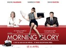 Morning Glory - French Movie Poster (xs thumbnail)